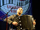 "Borys Myronchuk at the 1st international competition-festival of bayan-accordion art of performance ""AccoHoliday"" in Kyiv,